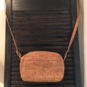 Handbags - Cork crossbody